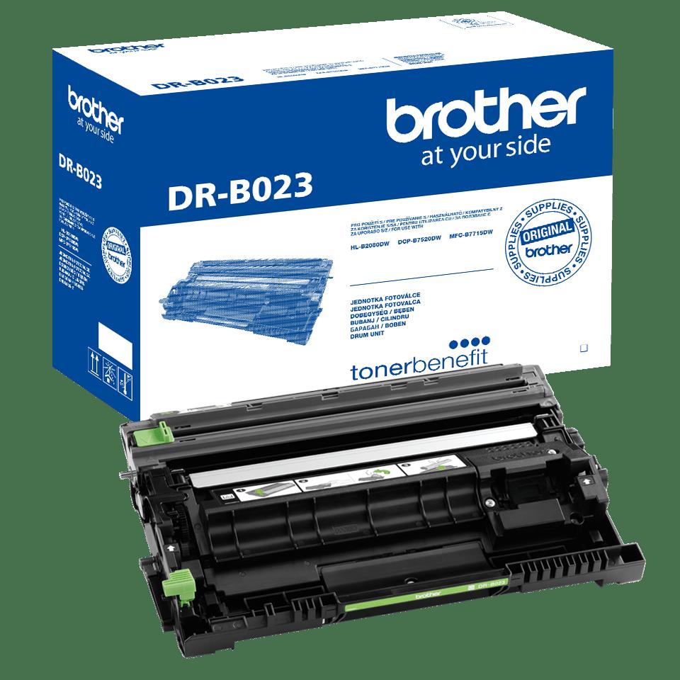 Unitate de cilindru originală Brother DR-B023