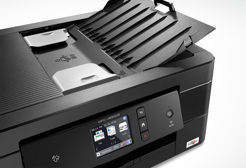 Brother MFC-J890DW inkjet printer
