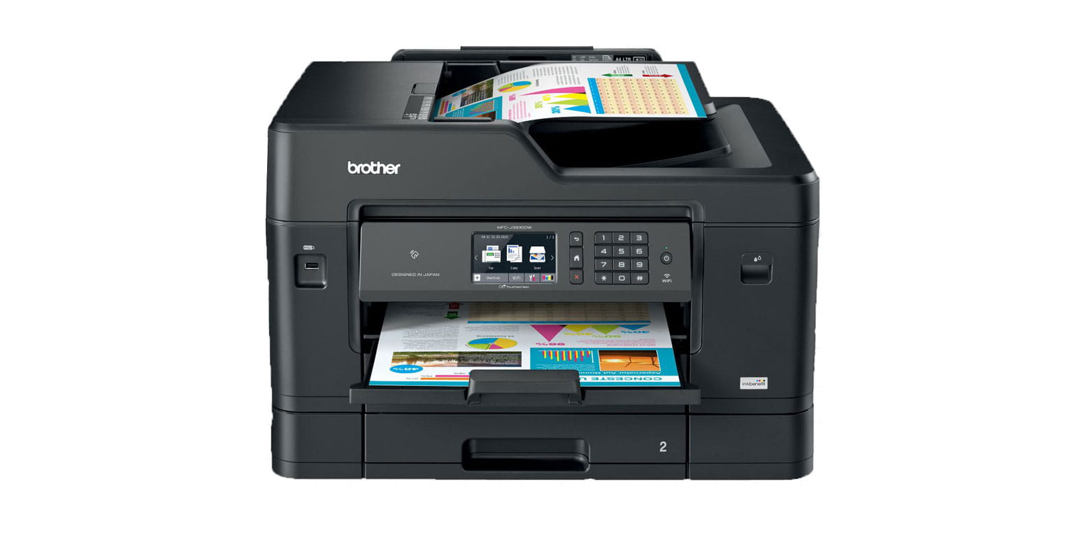 Brother-MFC-J3930DW-A3-frontal