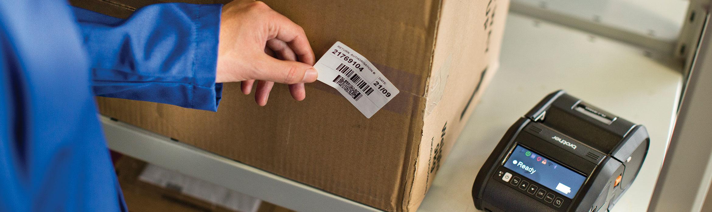 Imprimante de etichete industriale