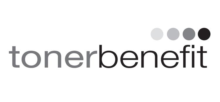 tonerbenefit logotype