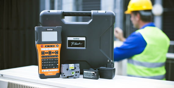 Imprimanta de etichte Brother P-touch E550W