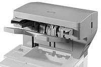 Imprimantă laser cu finisher