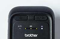 Detaliu imprimanta mobilă RJ2035B sau RJ2055WB