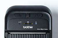"Imprimantă mobilă RJ3035B sau RJ3055WB de 3"""