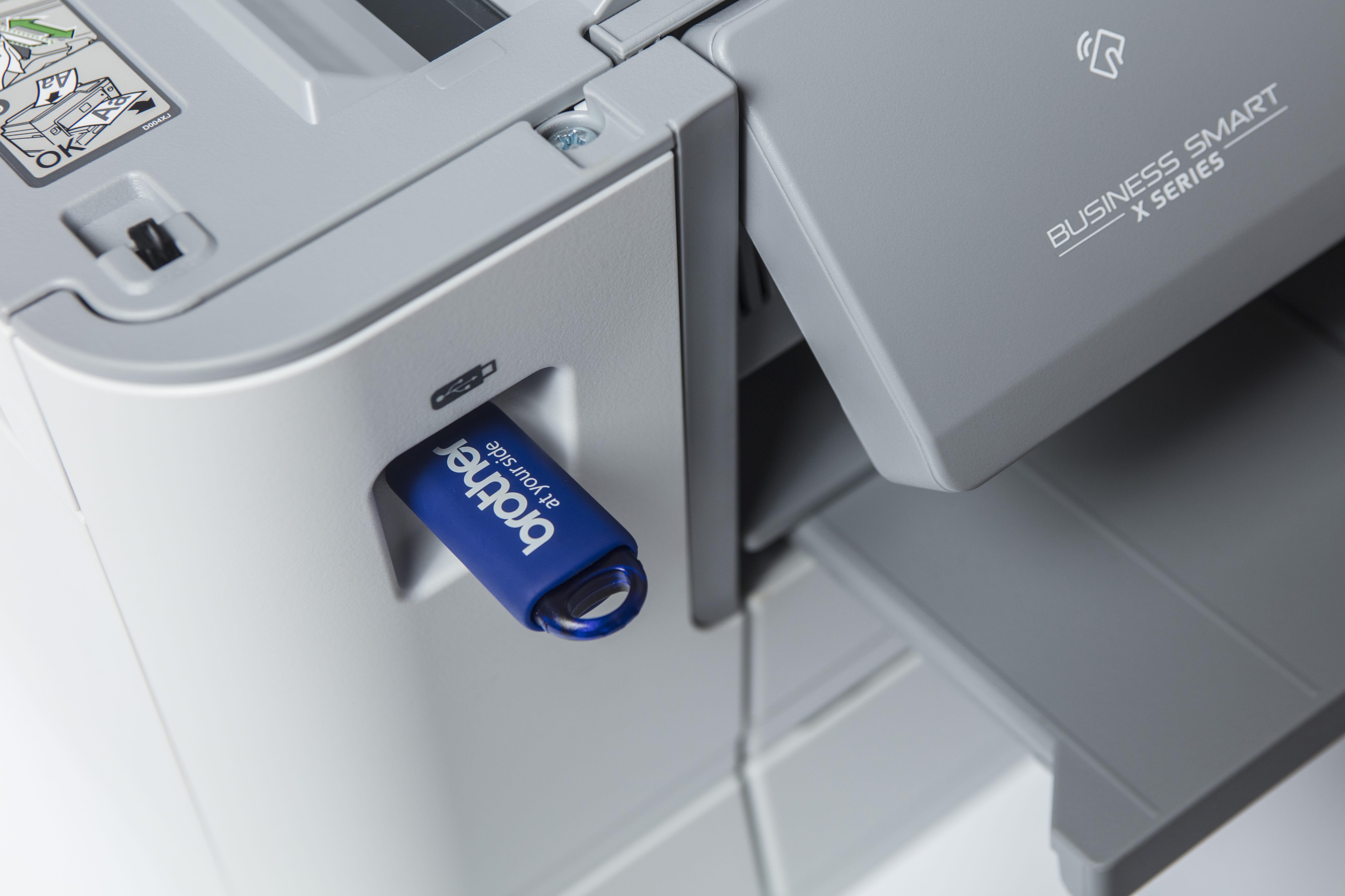 Brother MFC-J6945DW imprimare de pe stick USB