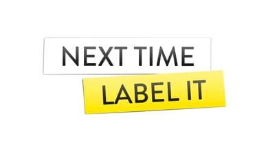 Data viitoare etichetează