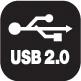 USB 2.0 Logo