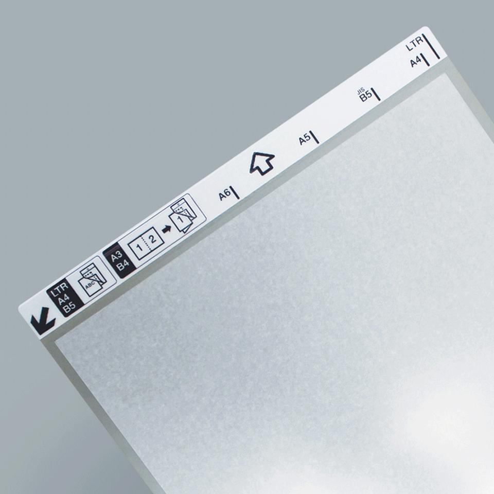 Coală de suport CSA-3401 pentru scaner Brother (2 coli) 3