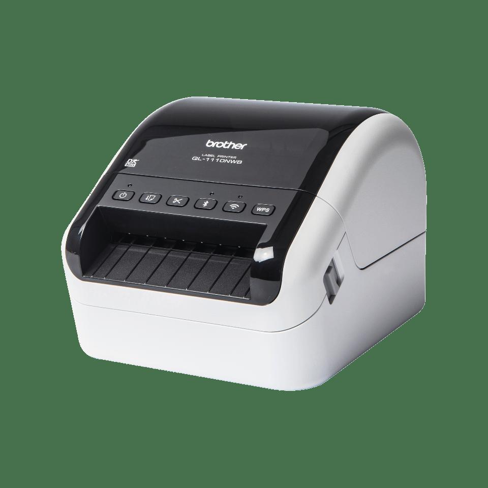 Imprimantă de etichete de format lat QL-1110NWB 2