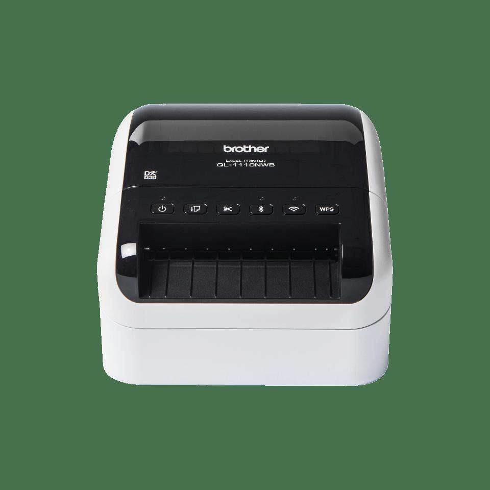 Imprimantă de etichete de format lat QL-1110NWB
