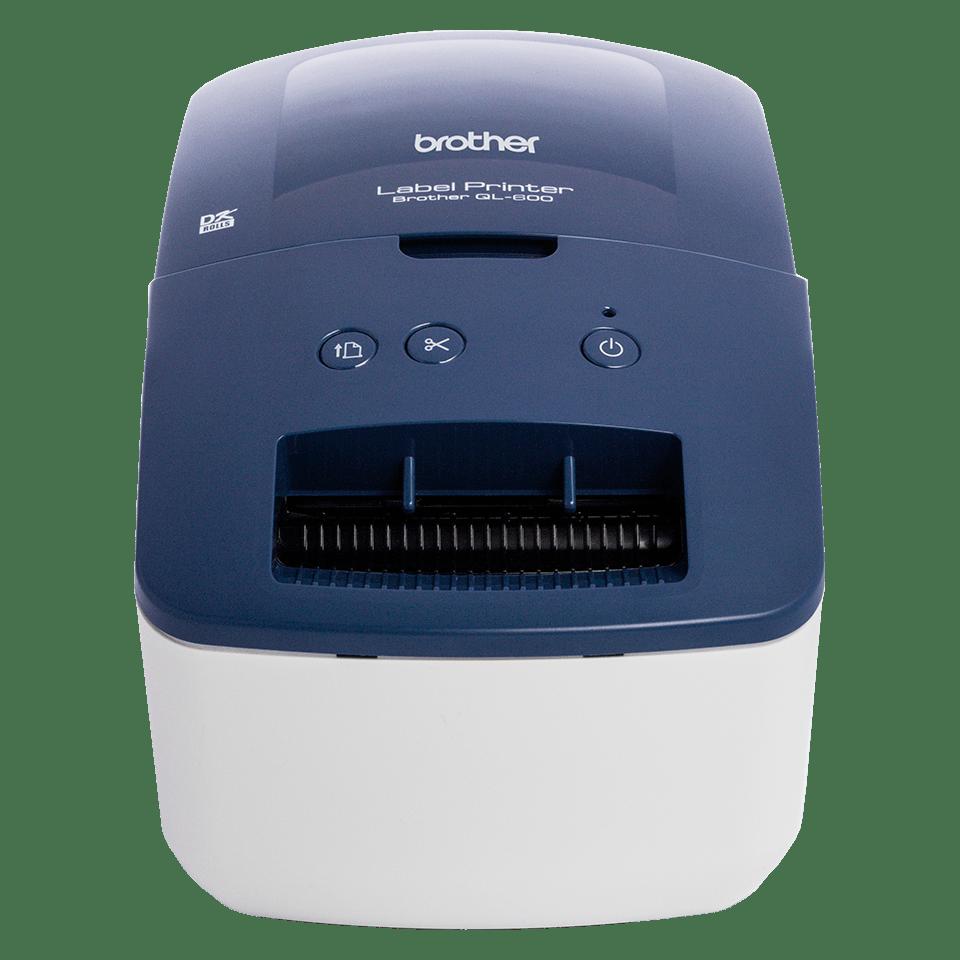QL-600B imprimantă de etichete de livrări și adrese