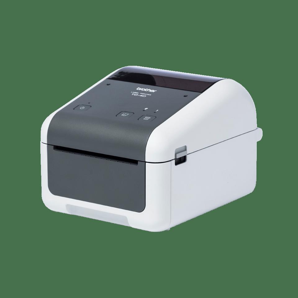 TD-4420DN Imprimantă de etichete de birou cu rețea Brother 2