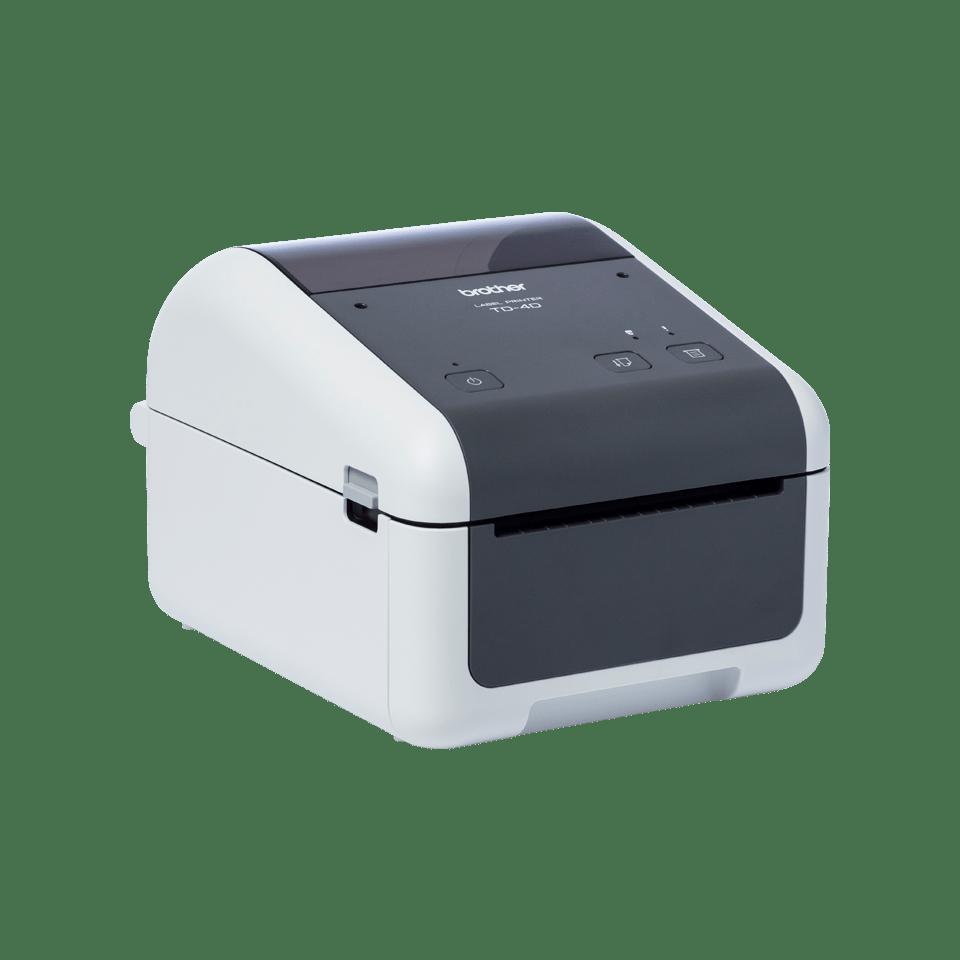 Imprimantă de etichete de birou cu rețea Brother TD-4420DN 3