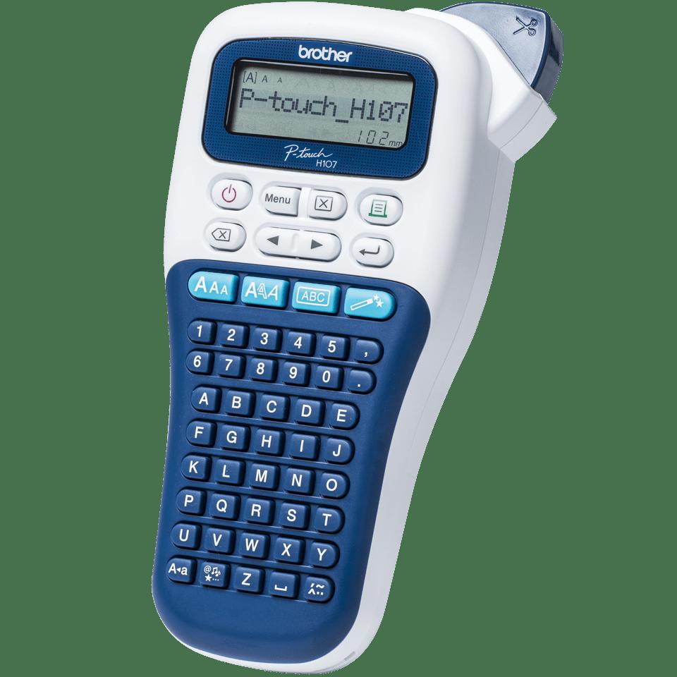 Imprimantă de etichete portabilă P-touch PT-H107B