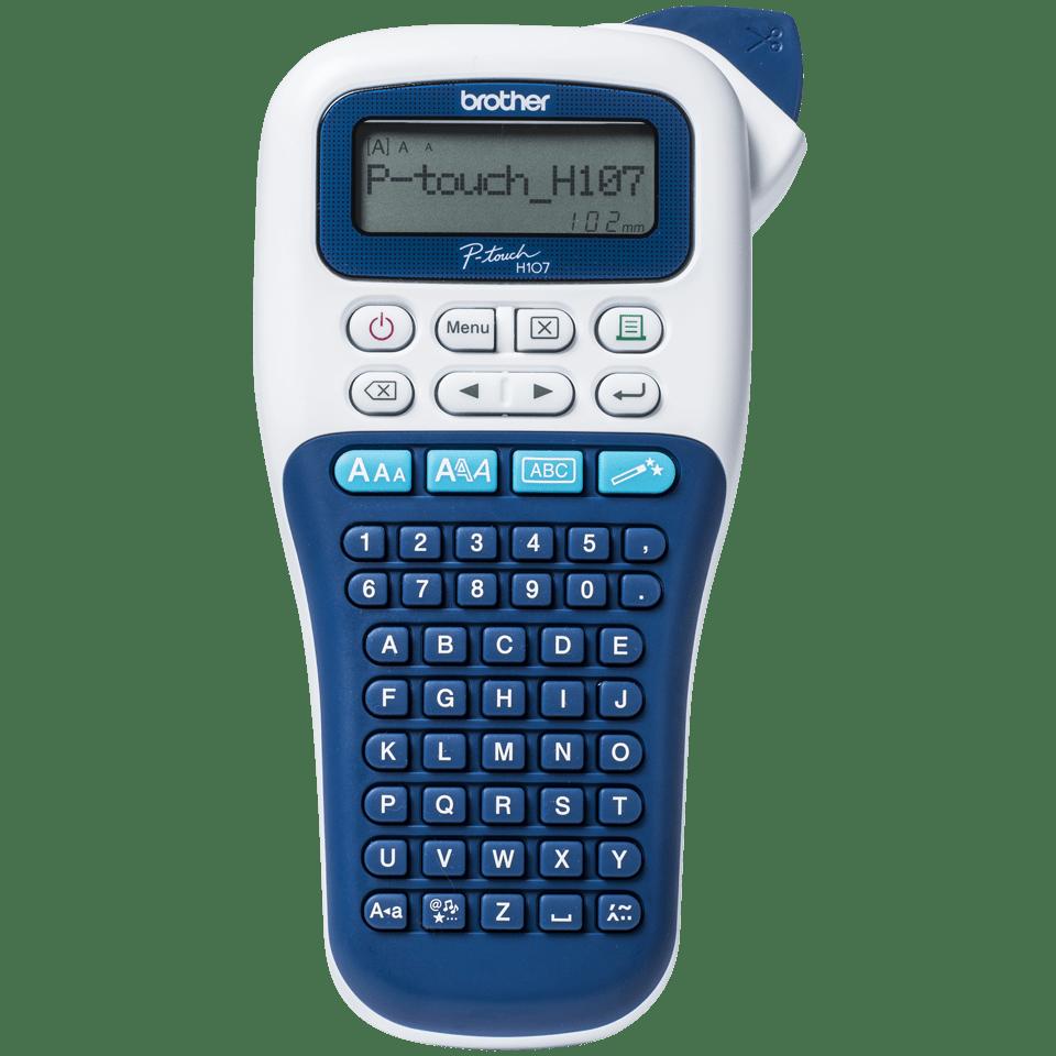 Imprimantă de etichete portabilă P-touch PT-H107B 2