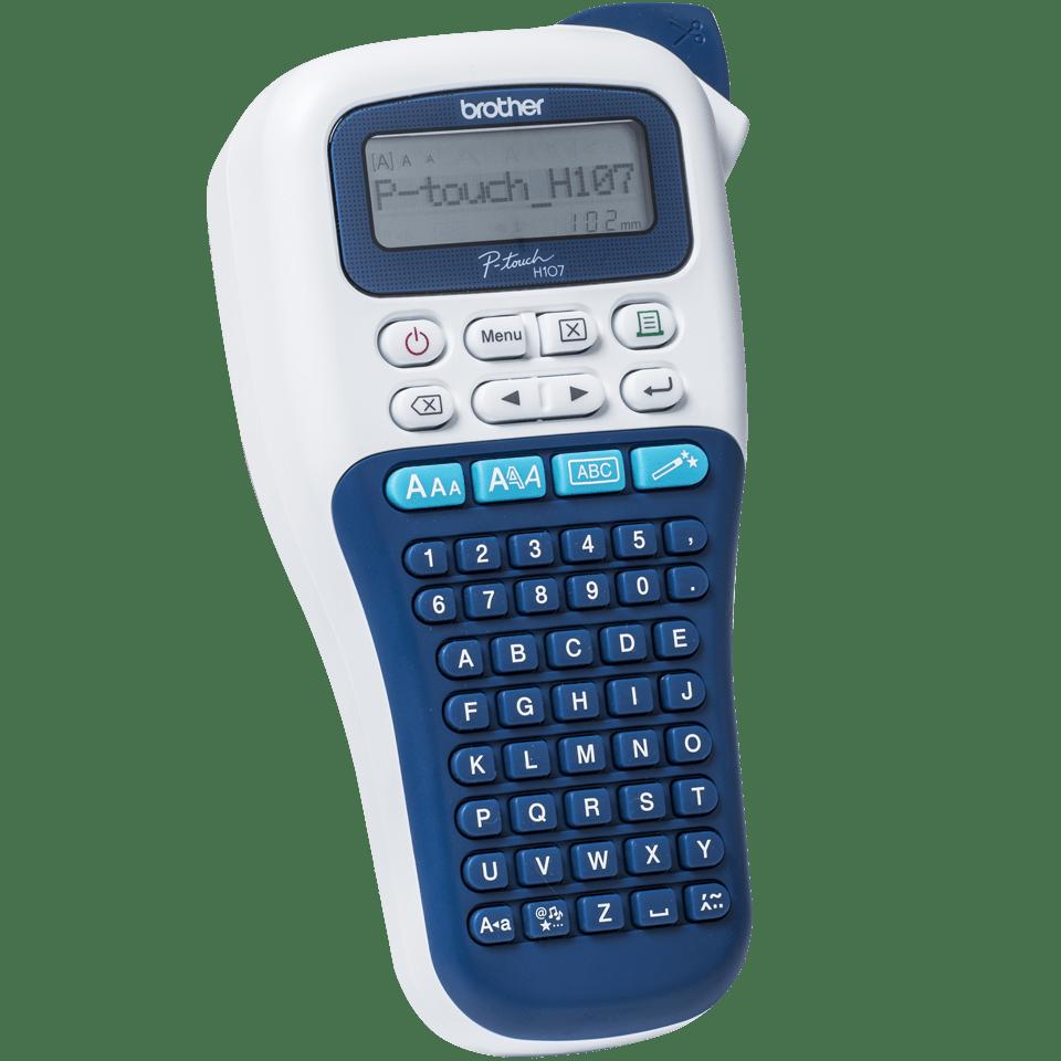 Imprimantă de etichete portabilă P-touch PT-H107B 3