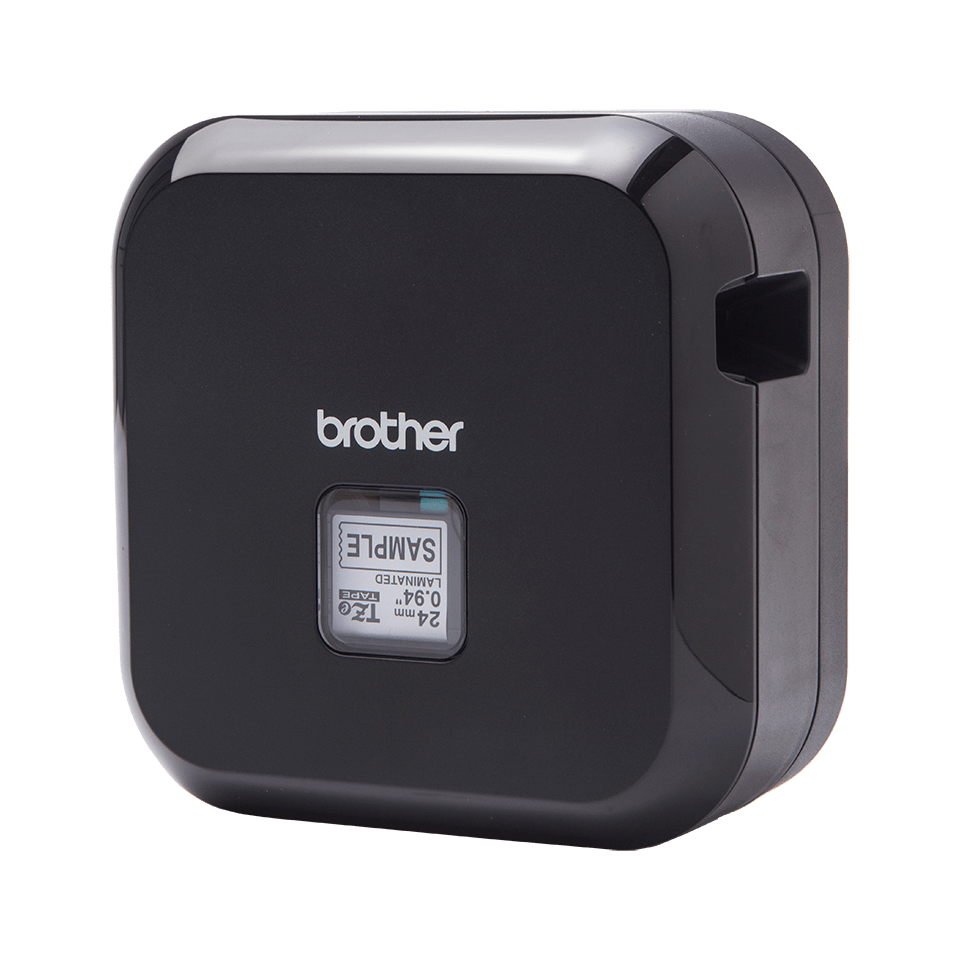 PT-P710BT P-touch CUBE Plus imprimantă de etichete cu Bluetooth și acumulator 3