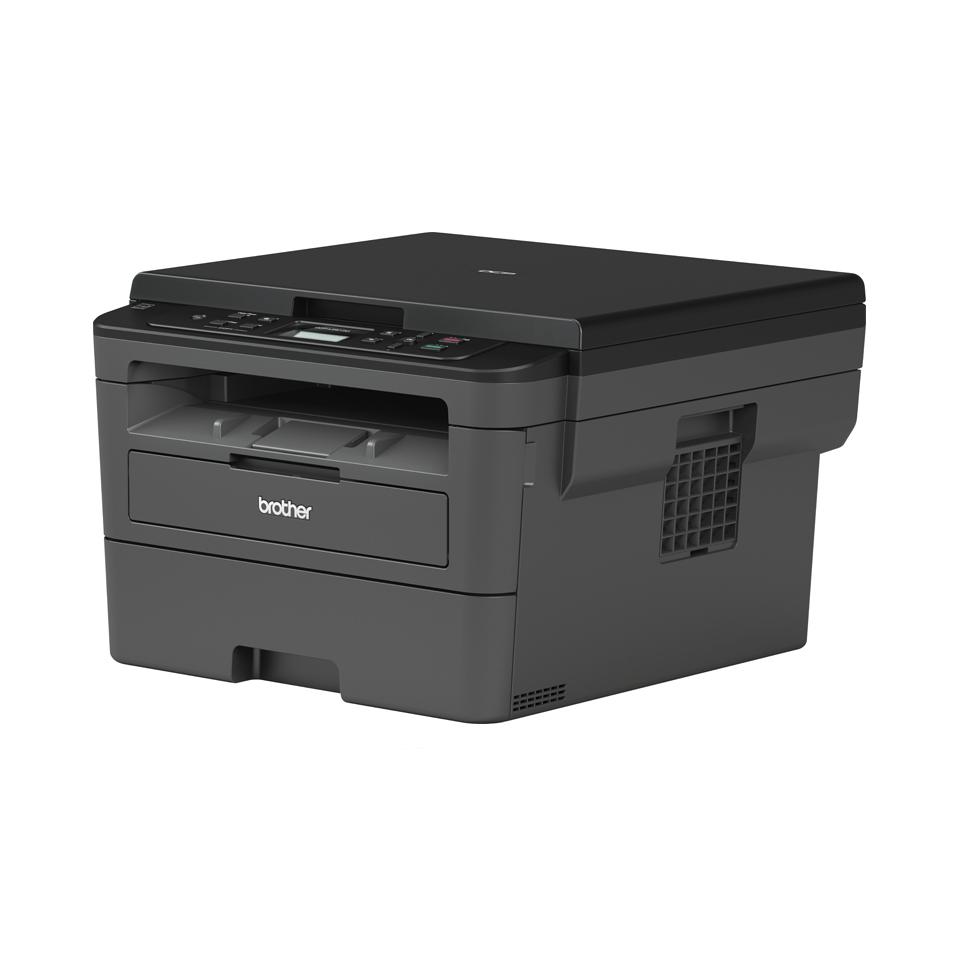 Imprimantă lase mono compactă 3-în-1 DCP-L2512D