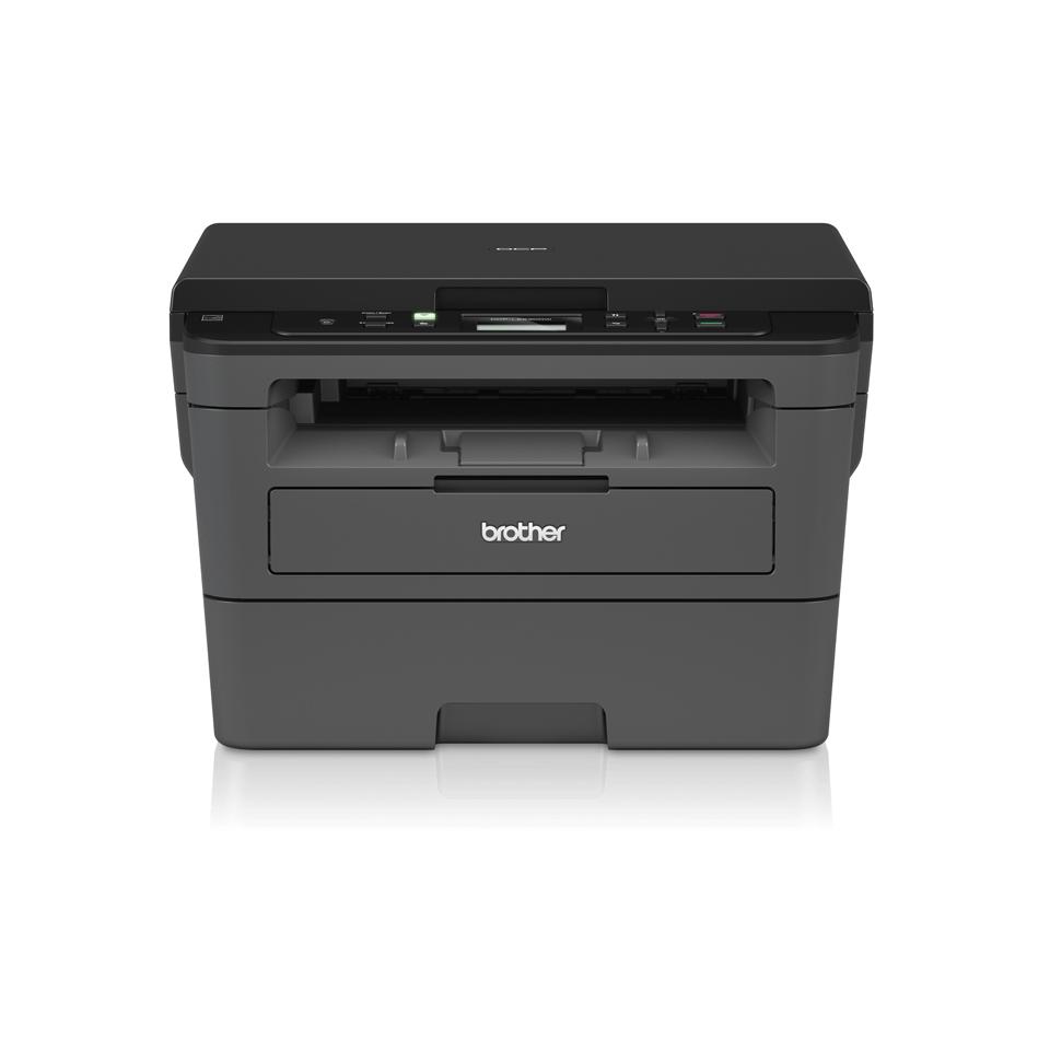 Imprimantă laser mono 3-în-1 compactă cu wireless - Brother DCP-L2532DW 2