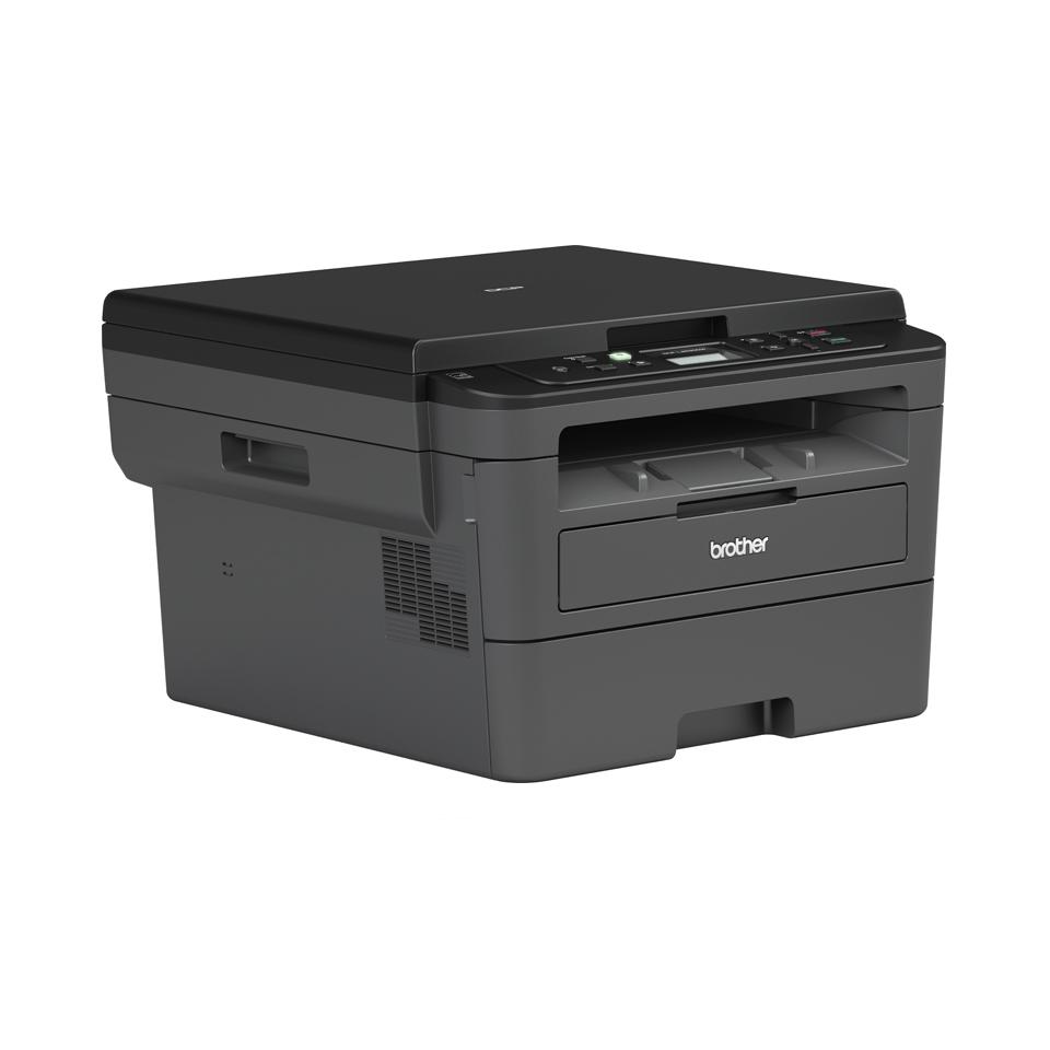 Imprimantă laser mono 3-în-1 compactă cu wireless - Brother DCP-L2532DW 3