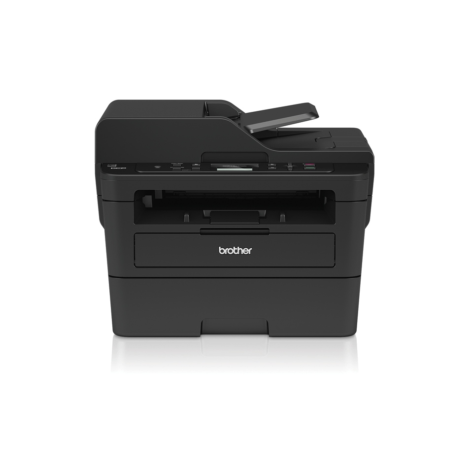 DCP-L2552DN  imprimantă compactă laser mono 3-în-1 cu rețea