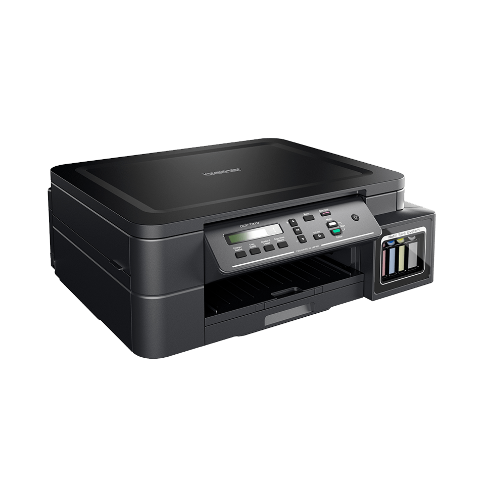 Echipament inkjet color Brother DCP-T310 InkBenefit Plus 3-în-1