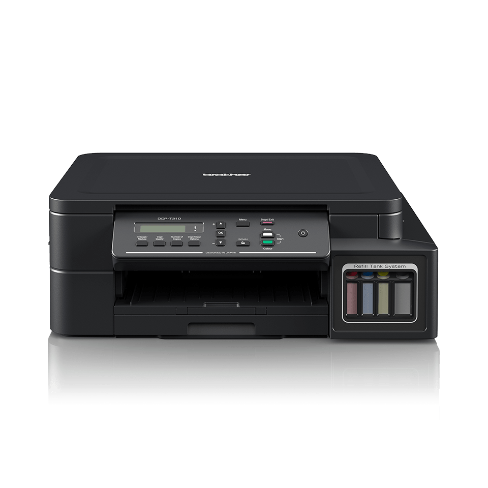 Echipament inkjet color Brother DCP-T310 InkBenefit Plus 3-în-1