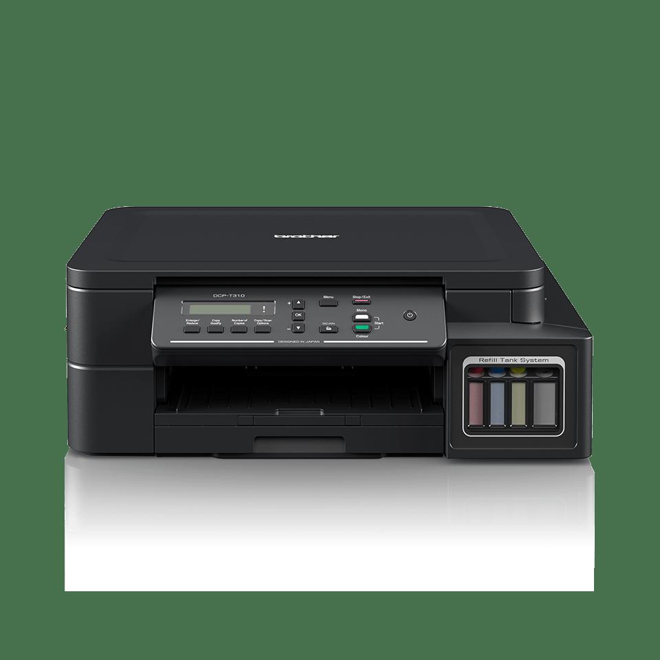 Echipament inkjet color Brother DCP-T310 InkBenefit Plus 3-în-1 7