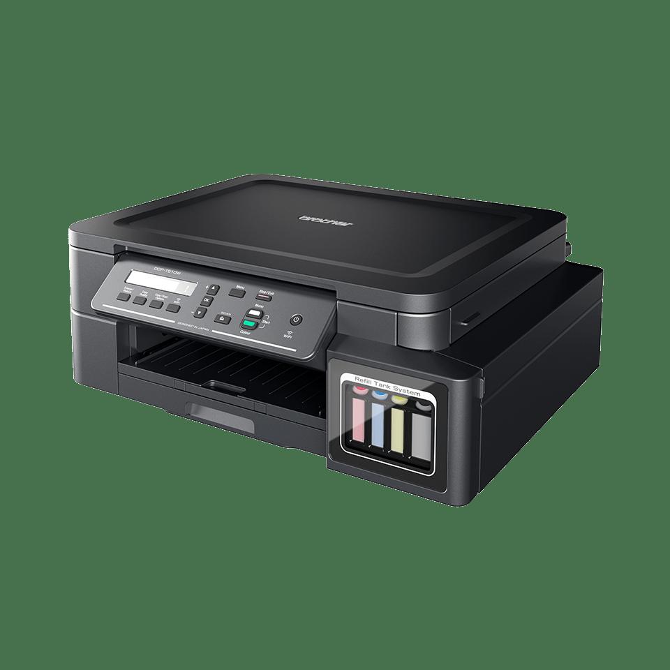 Multifuncțional 3-în-1 wireless cu cerneală DCP-T510W de la Brother