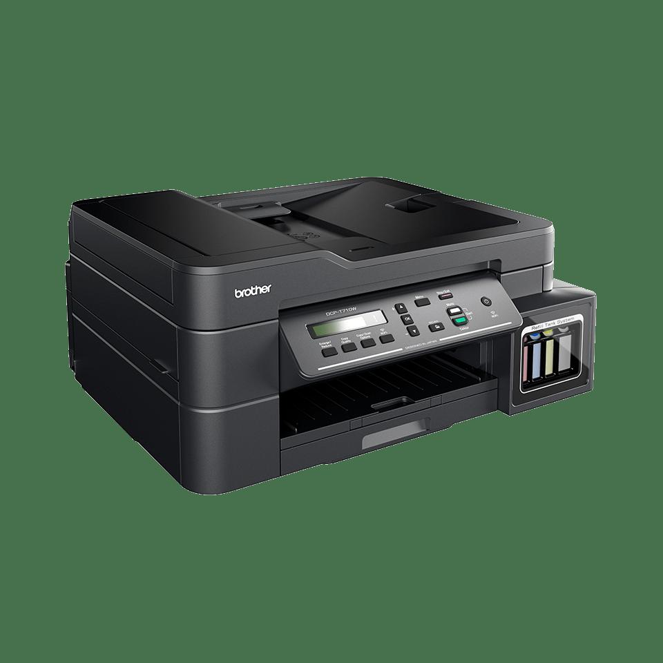 DCP-T710W de la Brother Imprimantă cu cerneală 3-în-1 cu wireless  2