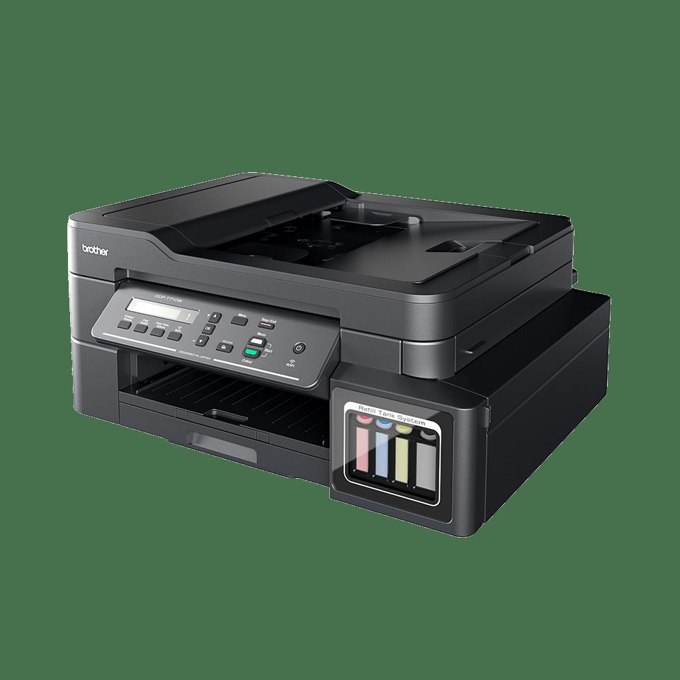 DCP-T710W de la Brother Imprimantă cu cerneală 3-în-1 cu wireless