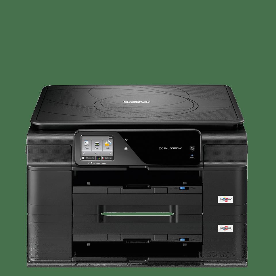 Echipament inkjet color DCP-J552DW