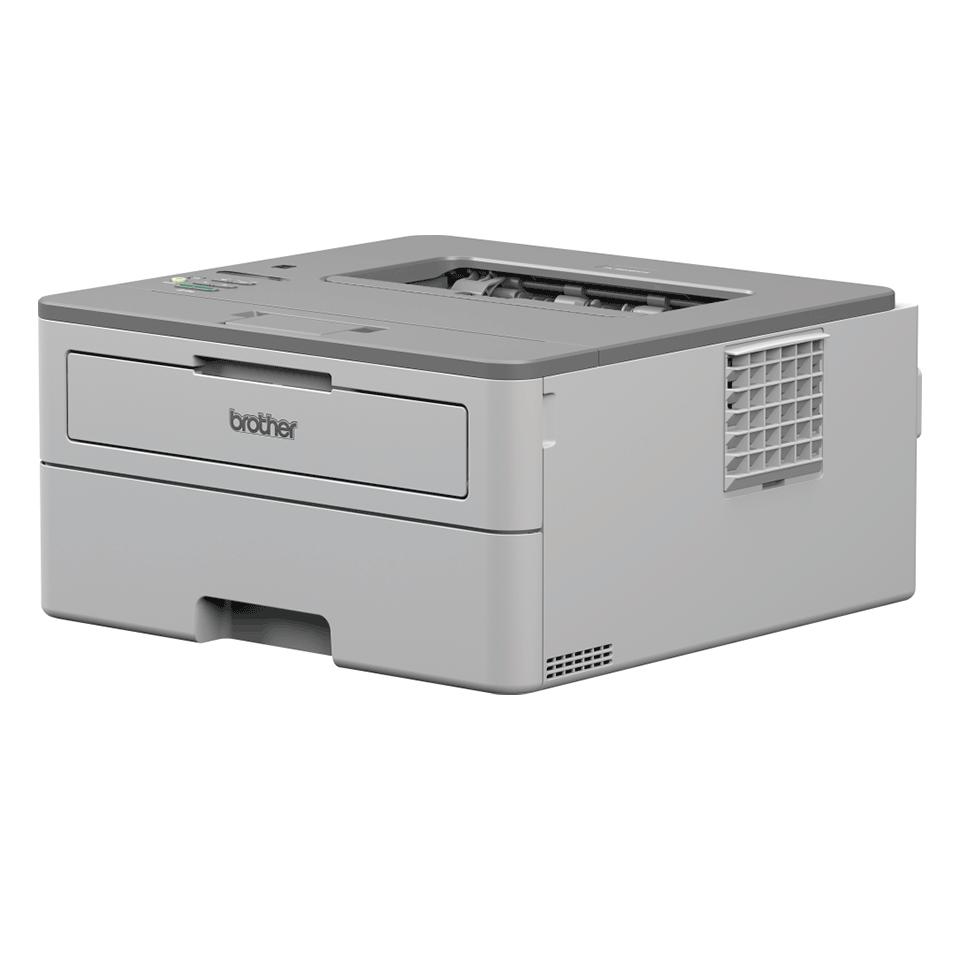 HL-B2080DW cu rețea cu fir & wireless Imprimantă laser mono compactă TonerBenefit  2