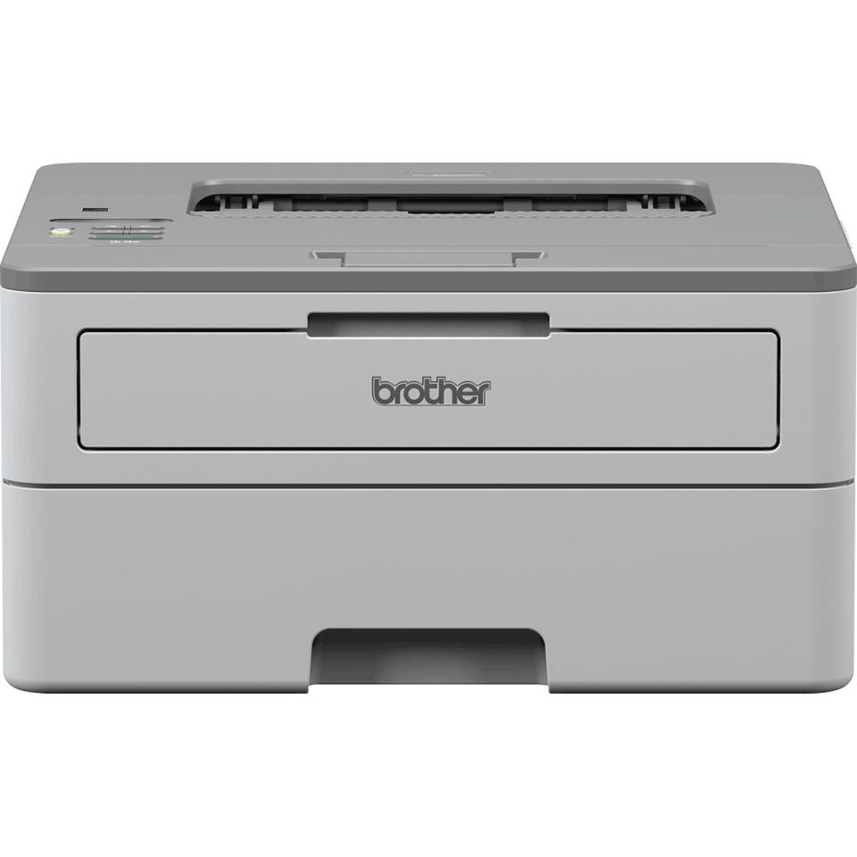 HL-B2080DW cu rețea cu fir & wireless Imprimantă laser mono compactă TonerBenefit