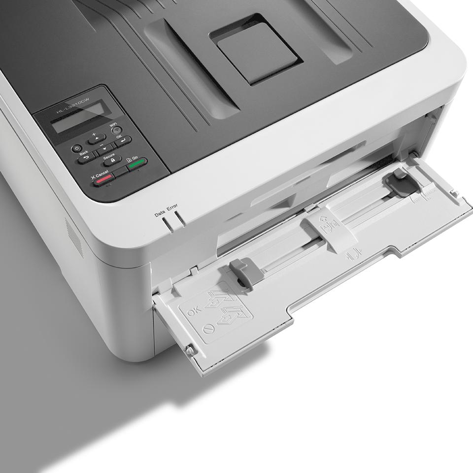 Brother HL-L3210CW, imprimantă LED wireless color profesională 4