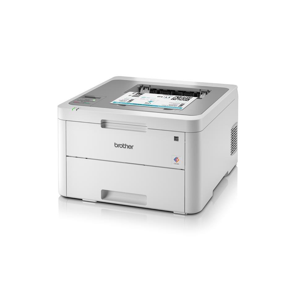 Brother HL-L3210CW, imprimantă LED wireless color profesională 2
