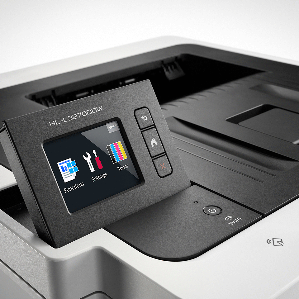 HL-L3270CDW imprimantă LED color cu wireless 3
