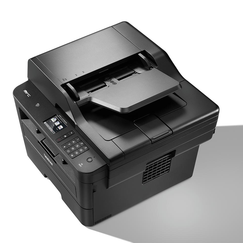 MFC-L2752DW Imprimantă multifuncțională 4-în-1 laser mono compactă cu rețea wireless & cu fir 5