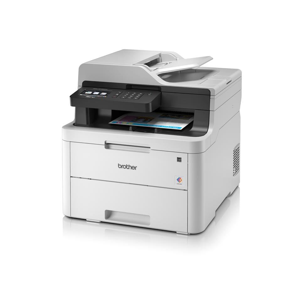 Imprimantă multifuncțională 4-în-1 LED color cu rețea - MFC-L3730CDN 2