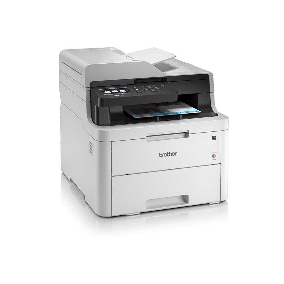 Imprimantă multifuncțională 4-în-1 LED color cu rețea - MFC-L3730CDN 3