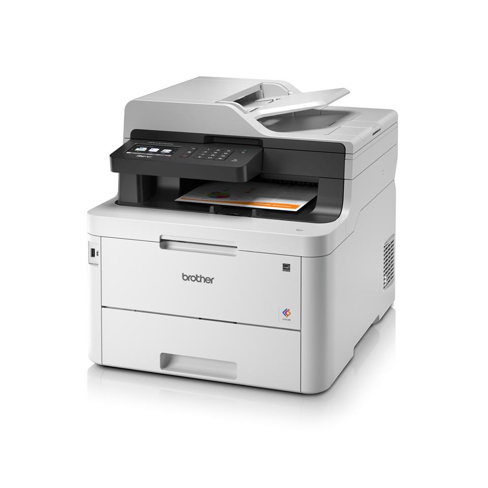 Imprimantă multifuncțională 4-în-1 LED color cu wireless MFC-L3770CDW 2