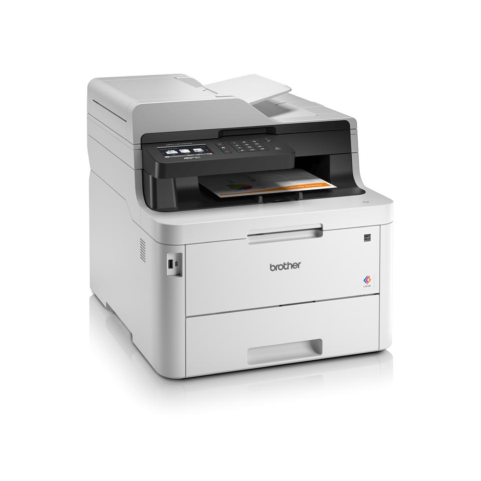 Imprimantă multifuncțională 4-în-1 LED color cu wireless MFC-L3770CDW 3