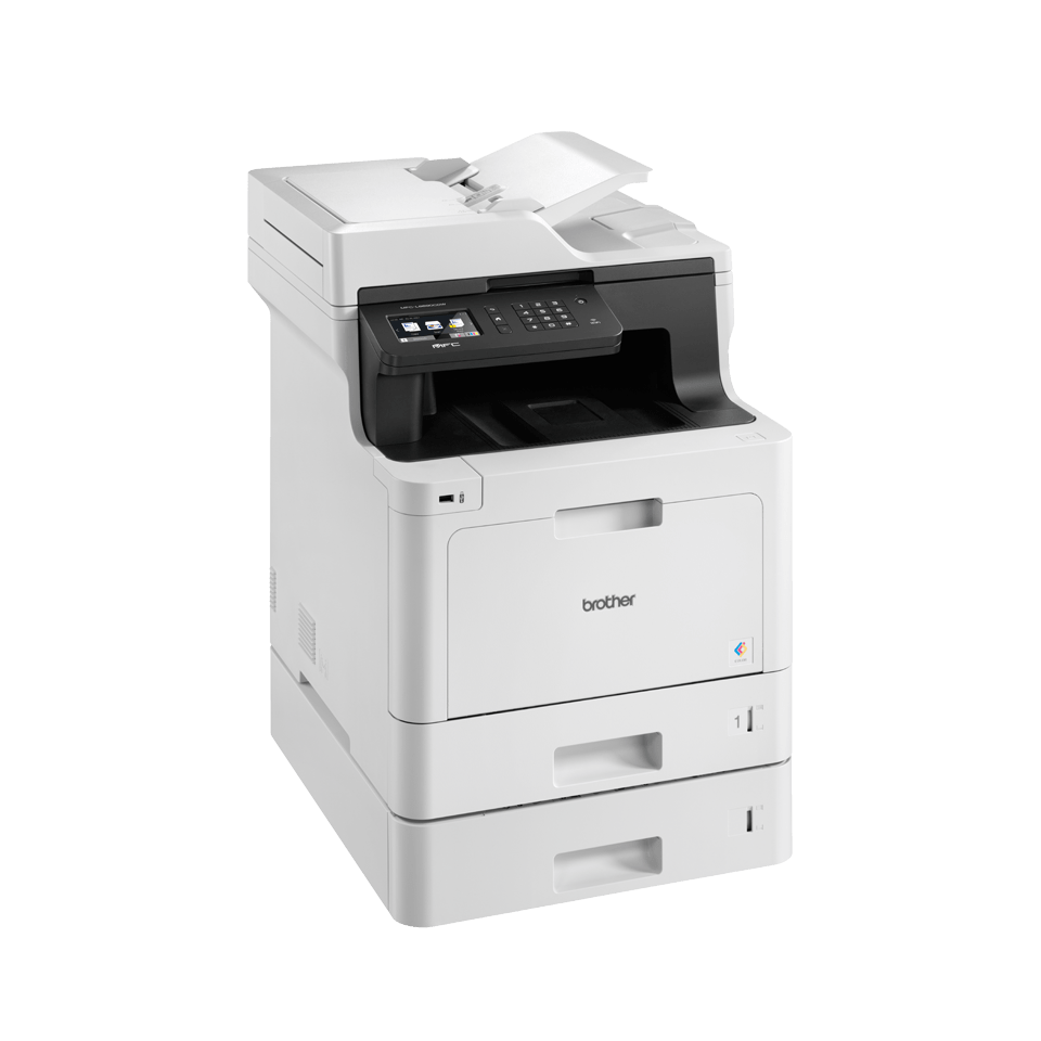 Brother MFC-L8690CDWT Professional Colour, Duplex, Wireless Laser All-in-one Printer + 250 Sheet Paper Tray 3