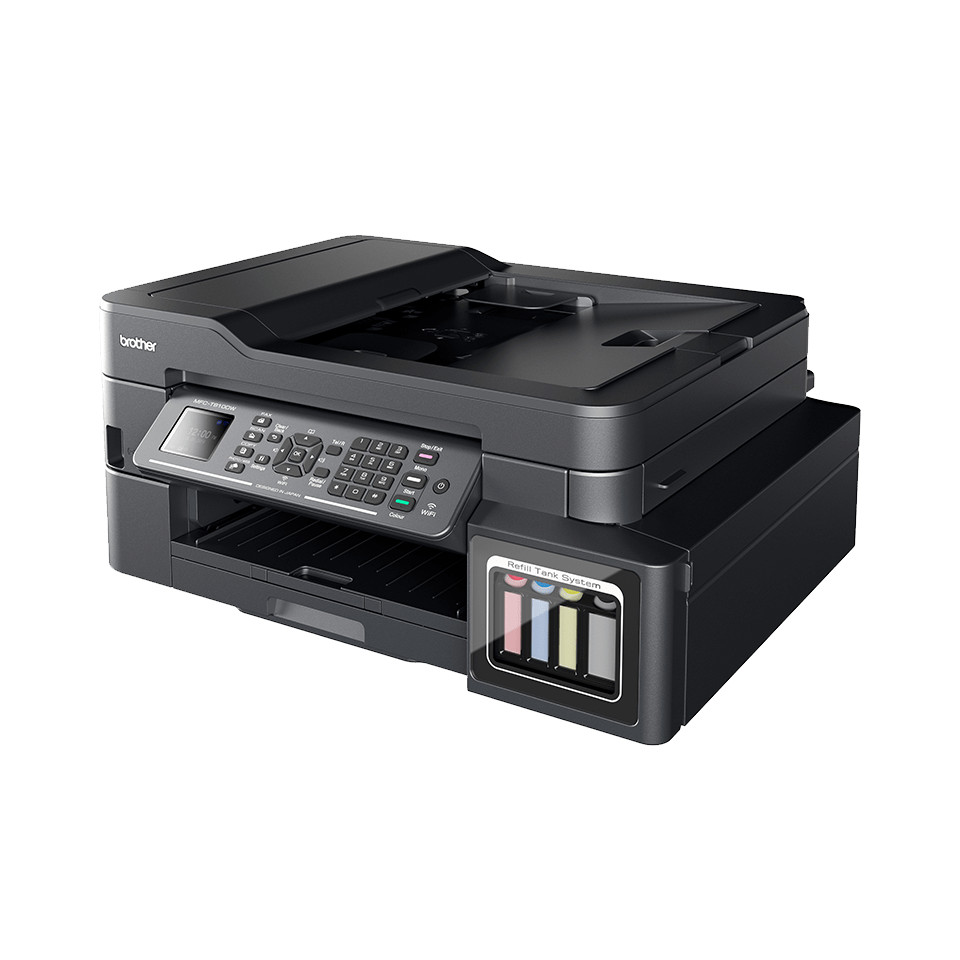 MFC-T910DW InkBenefit Plus de la Brother  Imprimantă inkjet 4-în-1 cu wireless