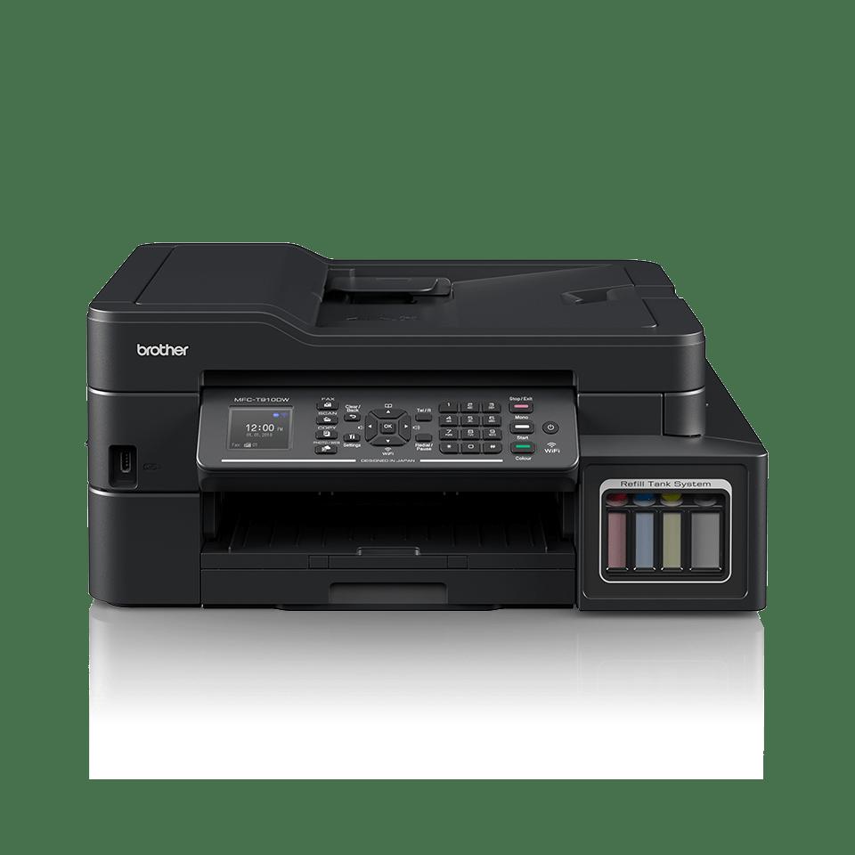 Imprimantă inkjet 4-în-1 cu wireless MFC-T910DW InkBenefit Plus de la Brother  8
