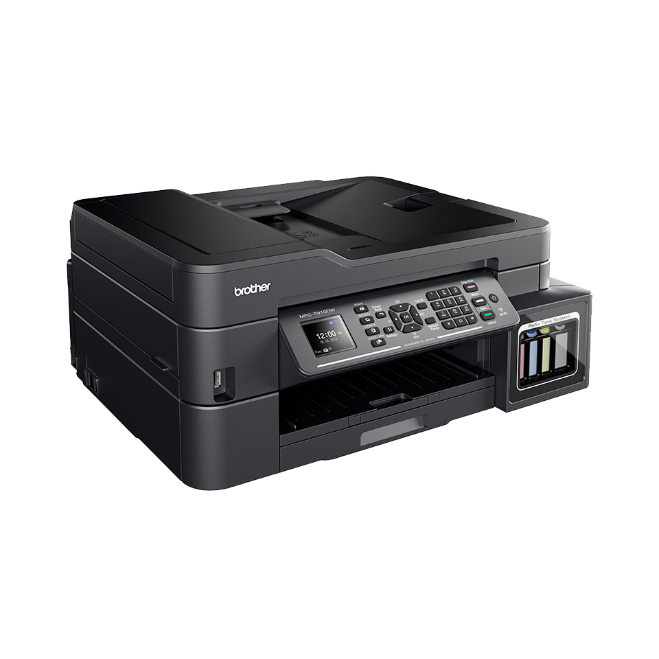 MFC-T910DW InkBenefit Plus de la Brother  Imprimantă inkjet 4-în-1 cu wireless 2