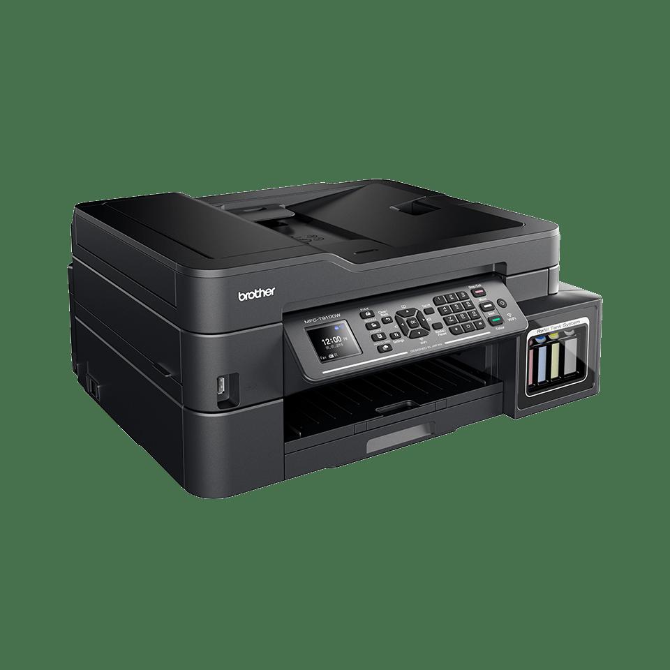 Imprimantă inkjet 4-în-1 cu wireless MFC-T910DW InkBenefit Plus de la Brother  2