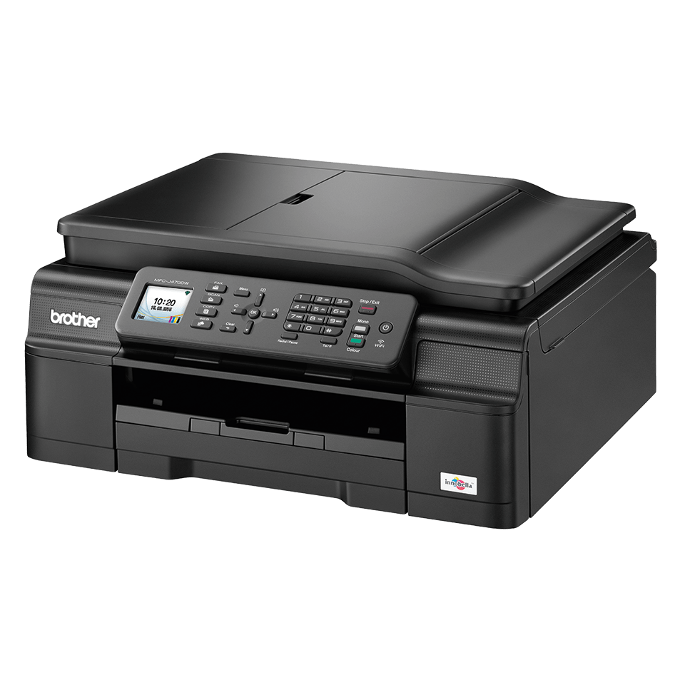 Echipament multifuncțional inkjet Brother MFC-J470DW 2