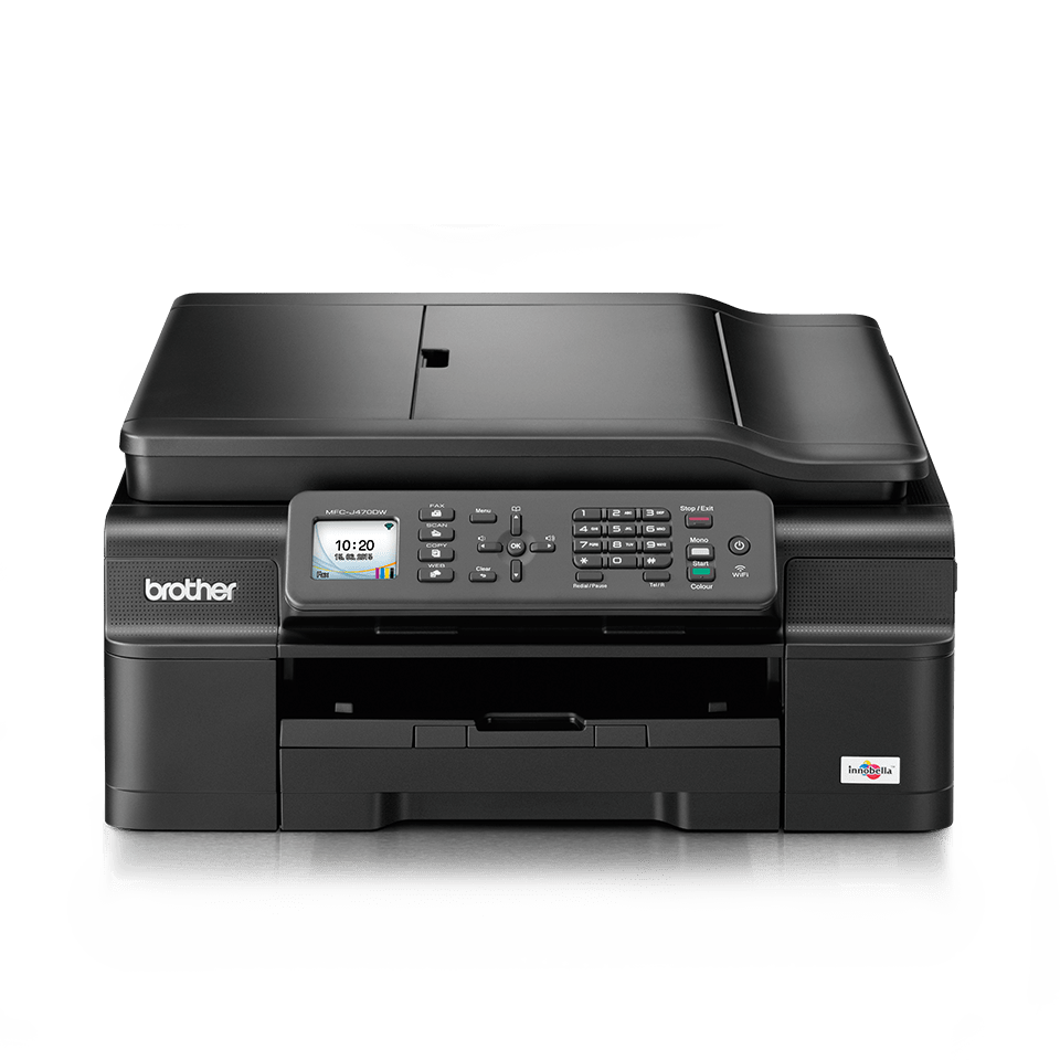 Echipament multifuncțional inkjet Brother MFC-J470DW